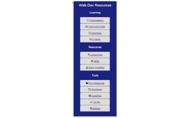 Learn Web Dev
