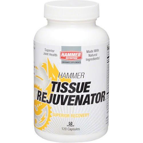 Hammer Nutrition Hammer Tissue Rejuvenator: Bottle of 120 Capsules
