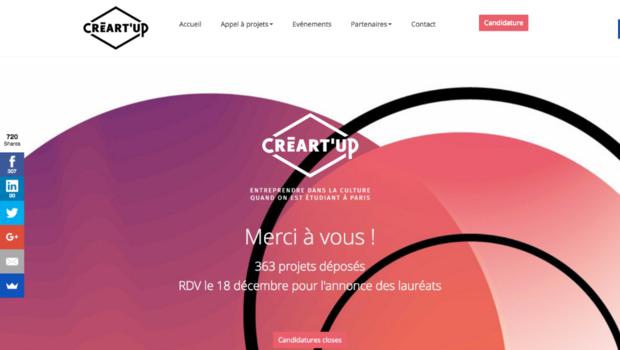creartup création site responsive design