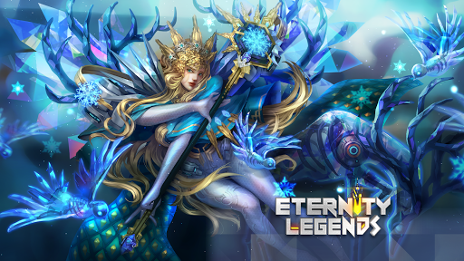 Eternity Legends: Royale Mobile Dynasty Warriors  captures d'écran 2