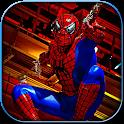 Spider rush: héroes enojados icon