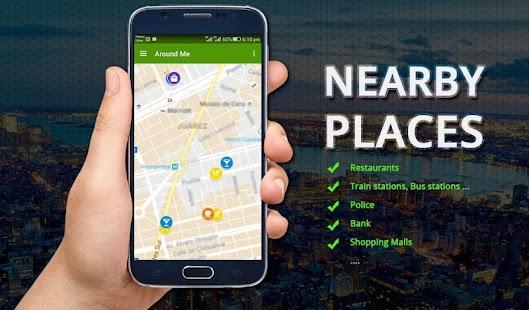 Mappe: master GPS earth map 2018 - náhled