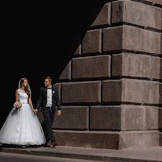 Wedding photographer Olga Shiyanova (oliachernika). Photo of 23.08.2017