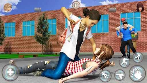 High School Bully Gangster: Karate Fighting Games 1.0.10 screenshots 4