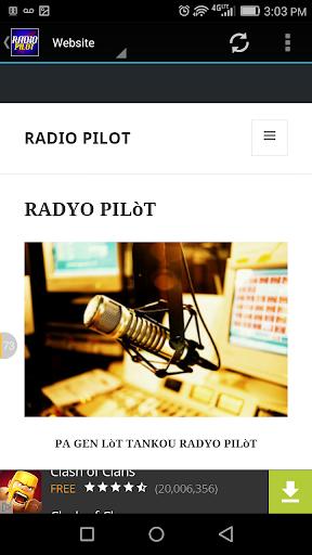 Radio Pilot  screenshots 4