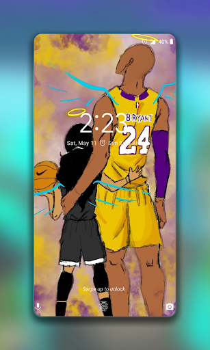 2020 Kobe Bryant And Gianna Wallpapers Rip Legend Android App Download Latest