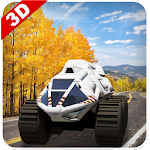 Super Mountain Truck Rush Icon