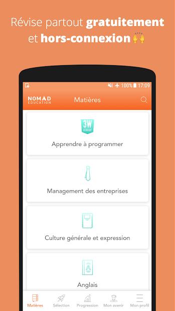 BTS 2019 - Révision, Cours, Quiz, Annales Android App Screenshot