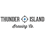 Logo of Thunder Island Dry Creek IPA