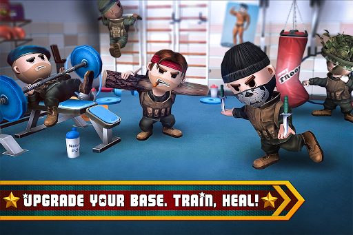 Pocket Troops: The Expendables 1.25.3 Screenshots 5