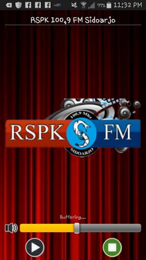 RSPK 100 9 FM Sidoarjo