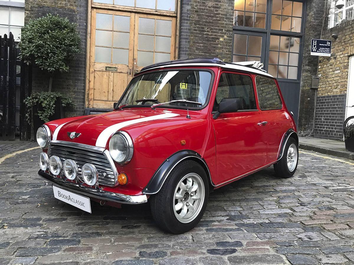 Mini Cooper Hire London