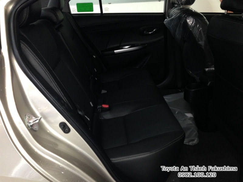 Giảm Giá Xe Toyota Vios 2016 1.5 G Số Tự Động 3