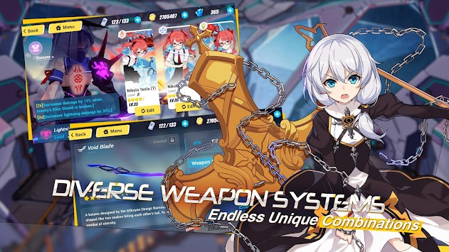 Honkai Impact 3 apk screenshot