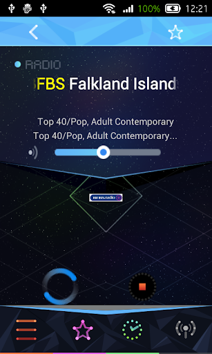 Radio Falkland Islands