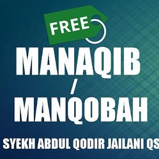 Manaqib Syaikh Abdul Qodir RA - náhled