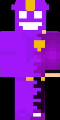 Purple Guy skin