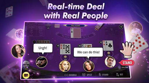 Blackjack 21: House of Blackjack screenshots 3