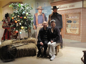 Photo: Then we went to the Old West