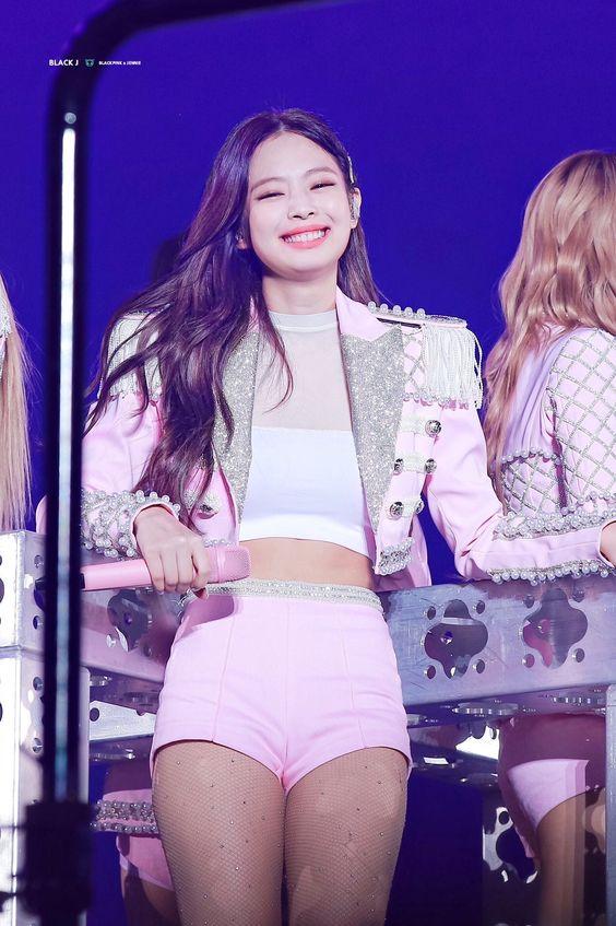 Pink-Suit-Jennie