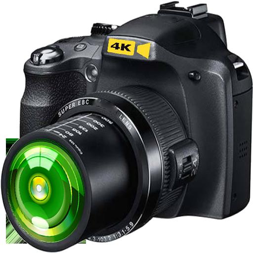 4K Super Kamera ve Fotoğraf Makinesi