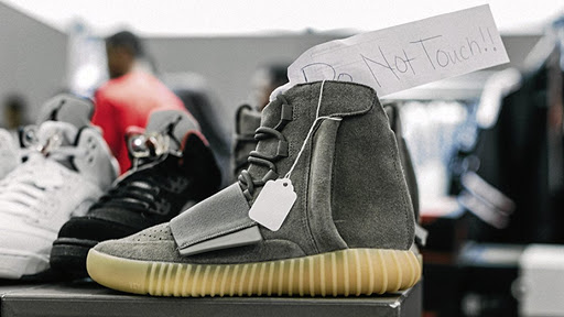 Trendy fanatics get their kicks at sneaker expo
