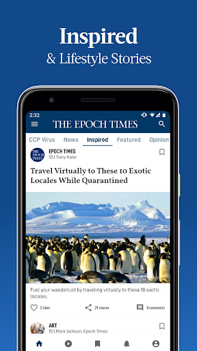 The Epoch Times: Live & Breaking News screenshot 4