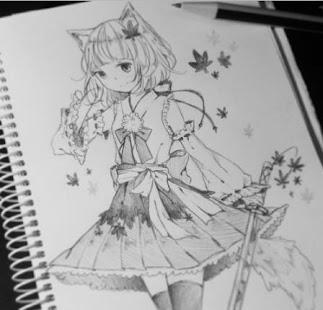 Herunterladen App Wie Zeichnet Man Manga Anime Apk Neueste Version