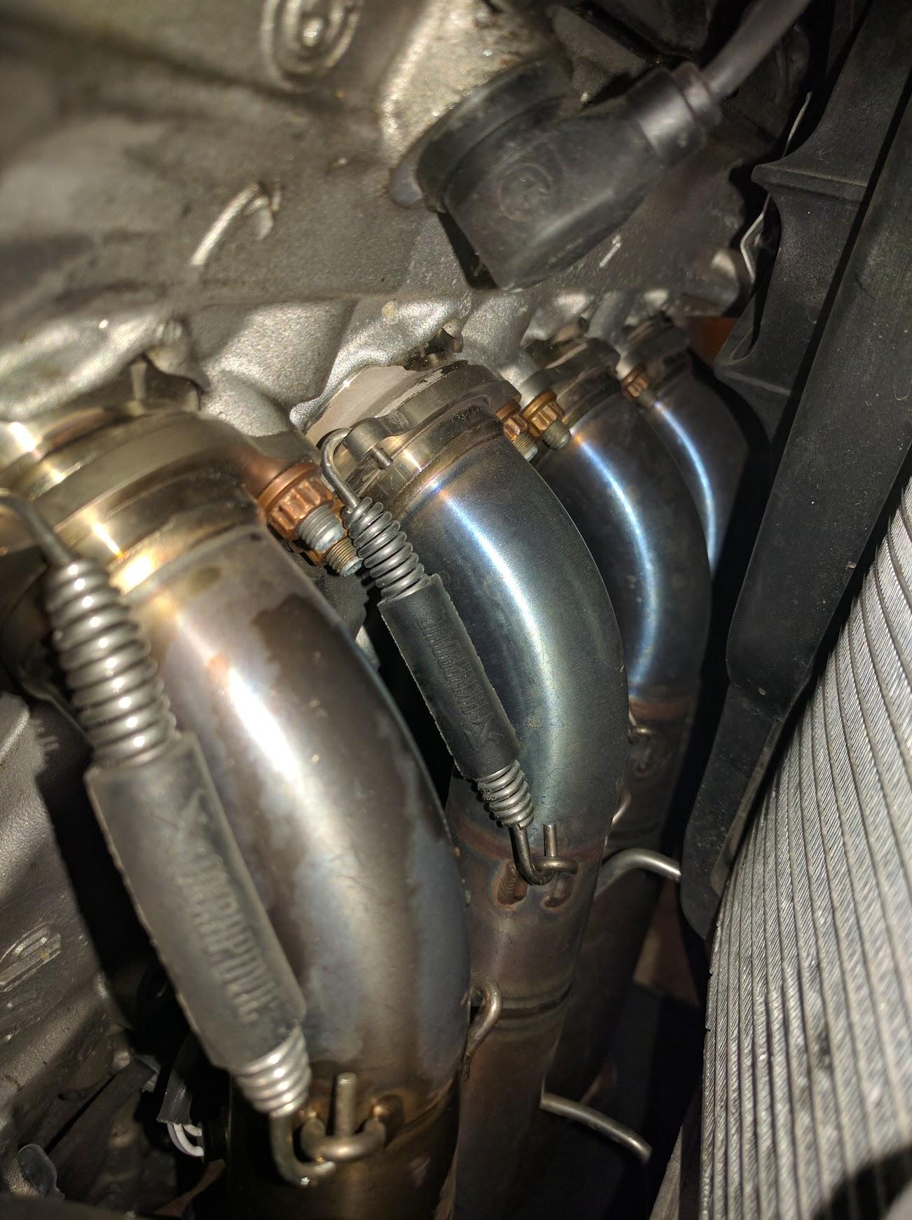 Have i blown my engine?? - The MotorBike Forum