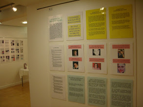 Photo: View from the Top Exhibition - Homophobic crime
