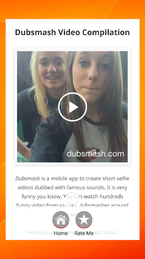 玩媒體與影片App|饲料Dubsmash免費|APP試玩