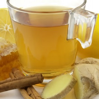 LEMON, GINGER AND HONEY
