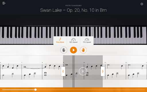 flowkey: Learn piano 2.6.2 Apk for Android 10