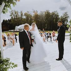 Wedding photographer Aleksey Glubokov (glu87). Photo of 08.09.2019