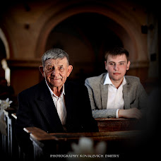 Wedding photographer Dmitriy Kovalevich (shmell). Photo of 11.06.2014