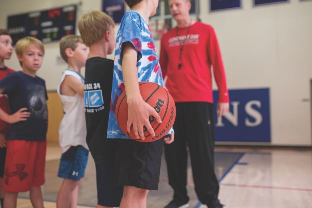 Camp Basketball 003 Cds