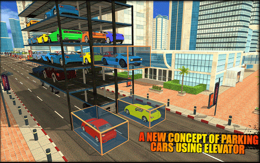 Multi Storey Car Transporter screenshot 14