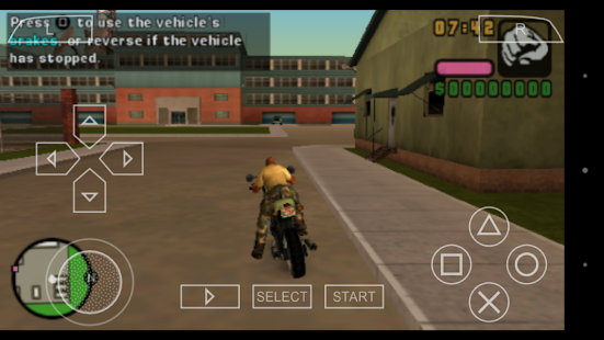 Emulateur PSP Pro 2017 Screenshot