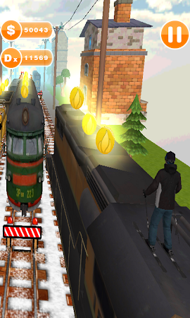 Skating Subway Surfers 1.0.1.5 screenshot 485240