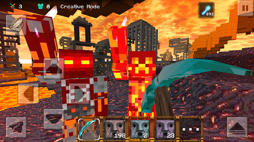 City Craft 3: TNT Edition v1.0.8 APK (Mod)