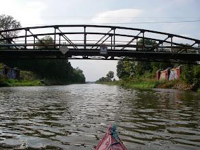 Photo: mostek na wysoości Brzeźnicy