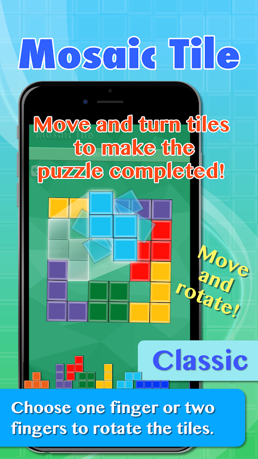Mosaic Tile- screenshot