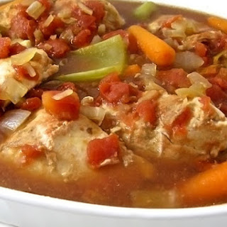 Easy Peasy, Skinny Crock Pot Chicken
