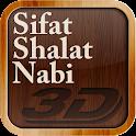 Sifat Shalat Nabi 3D icon