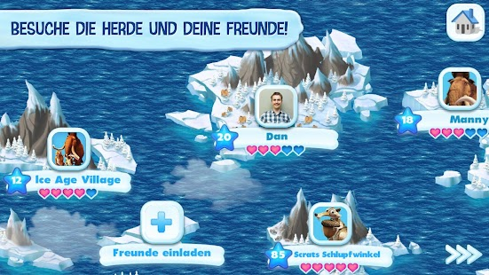 Ice Age: Die Siedlung Screenshot