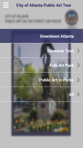 City of Atlanta's Public Art