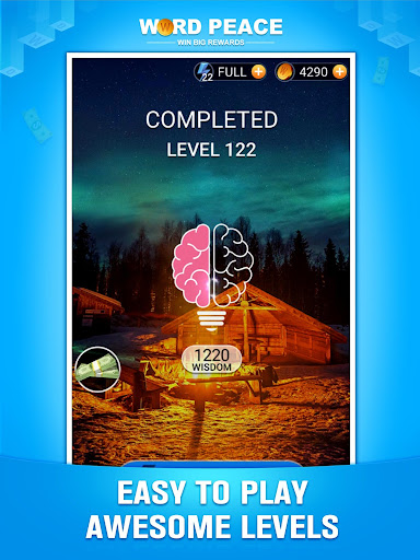 Word Peace -  New Word Game & Puzzles screenshots 20