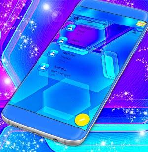 Cool SMS Téma zdarma 2017 - náhled