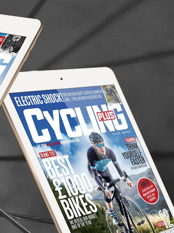 Cycling Plus- screenshot