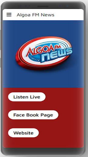Algoa FM News screenshot 2